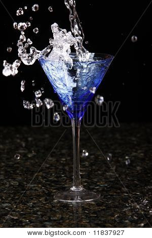 Martini Cocktail, Drink splash