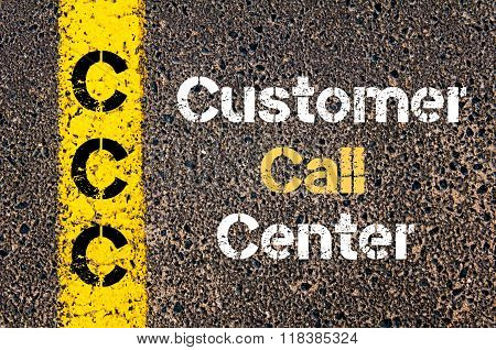 Business Acronym Ccc Customer Call Center