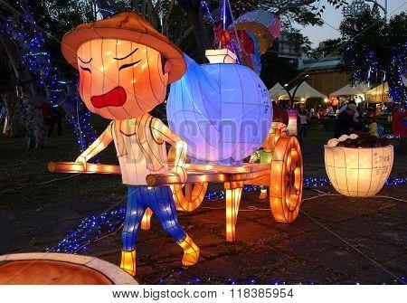 The 2016 Kaohsiung Lantern Festival