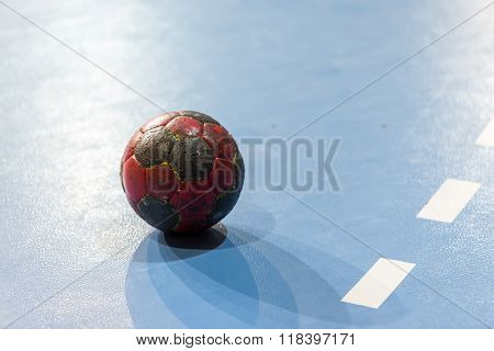 Ball Prior To The Greek Women Cup