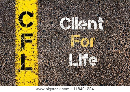 Business Acronym Cfl Client For Life