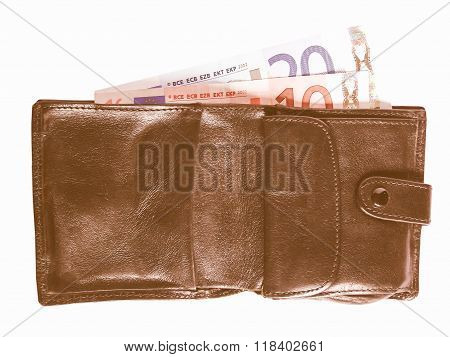 Wallet Vintage