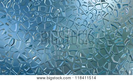 Blue Metal Giffar Pattern