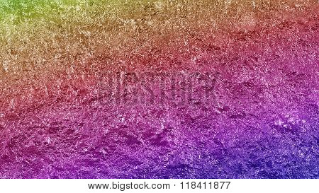 Rainbow Color Mine Texture