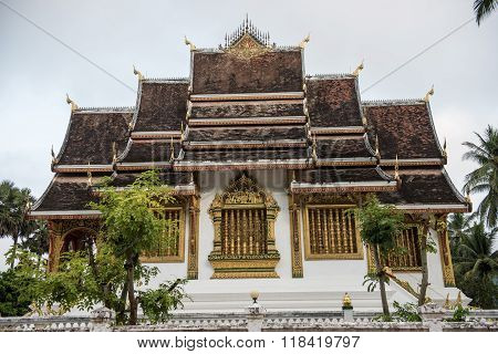 Haw Pha Bang Temple in Laos