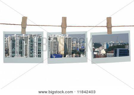 Plantillas con edificios