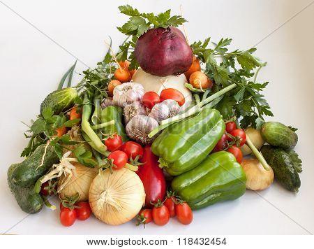 Big Crop Of Vegetables 3