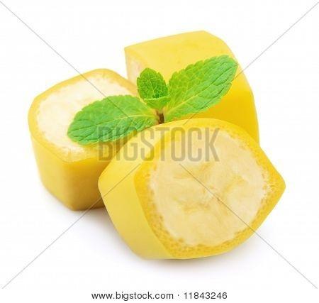 Banana With Mint