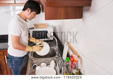 Washing-up