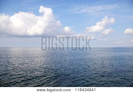 Seascape - Sea horizon