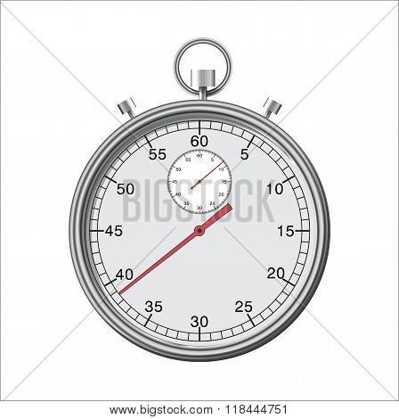 Stopwatch  or chronometer