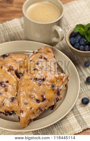 Berry Pastry