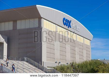The Cox Pavilion At The University Of Nevada, Las Vegas
