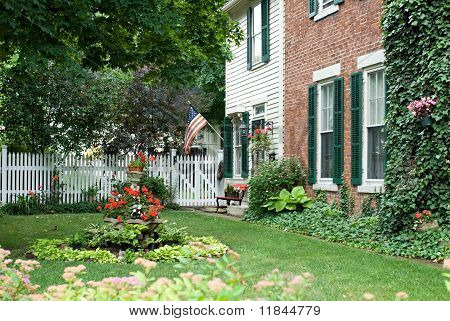 Old Fashioned Garden