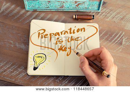 Handwritten Text Preparation Is The Key