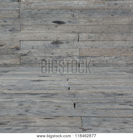 Wooden Background Texture Shown Floor And Cladding