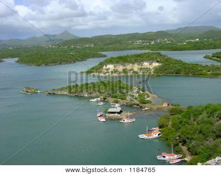 Tropical Island Curacao
