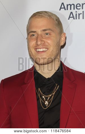 LOS ANGELES - FEB 15:  Mike Posner at the Universal Music Group's 2016 Grammy After Party at the Ace Hotel on February 15, 2016 in Los Angeles, CA