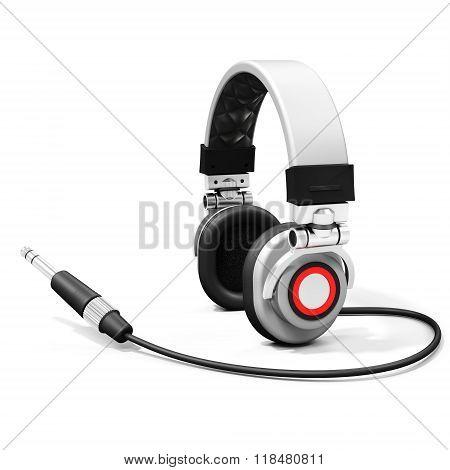3D Dj Headphones With Audio Jack