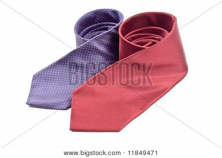Two Dress Ties