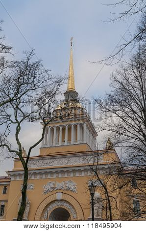The Admiralty Tower