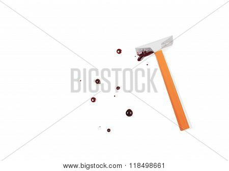 Disposable Shaver and Blood