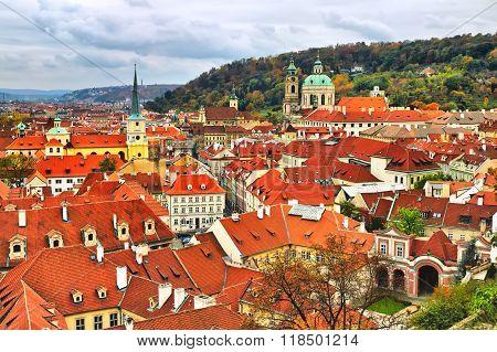 Panorama Prague Castle