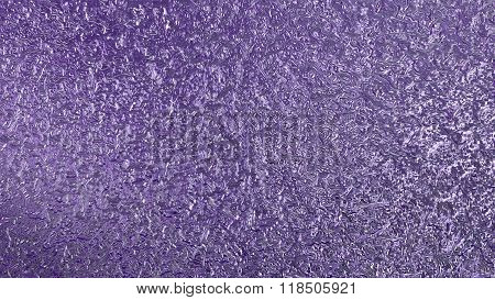 Purple Metal Liquid Pattern Color