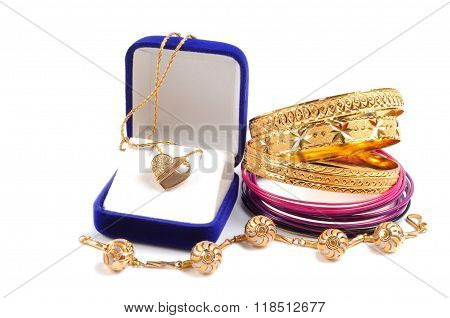 Accessory and jewelry