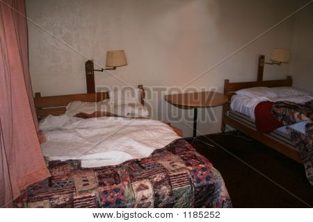 Cheap Double Motel Room