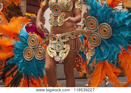 La Palmas Carnival 2016