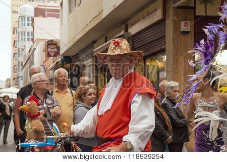 La Palmas Carnival