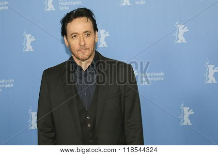 John Cusack attends the 'Chiraq' premiere during the 66th Berlinale International Film Festival Berlin at Grand Hyatt Berlin Hotel, in Berlin, Germany on February 16, 2016.