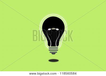 Glowing blub