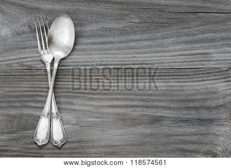 Vintage Silver Cutlery