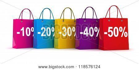 Row Shop Bag