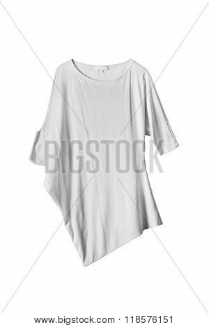 White Tunic Isolated
