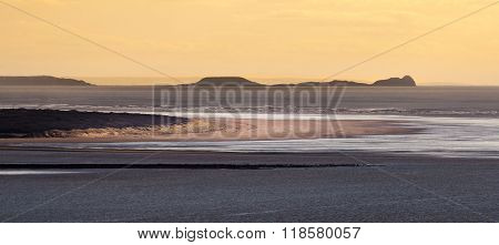 Worms Head and North Gower