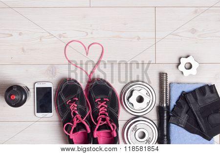 Heart And Sport Equipment