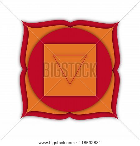 Symbol Of The Root Chakra