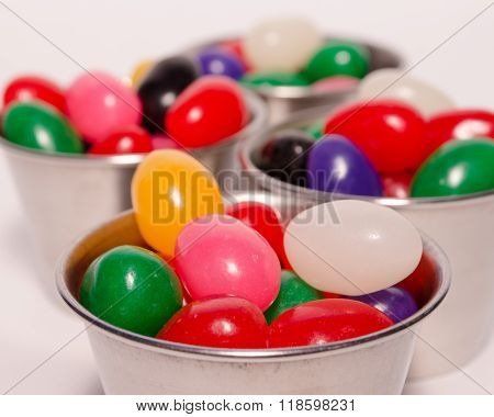 Colorful Easter Jelly Beans