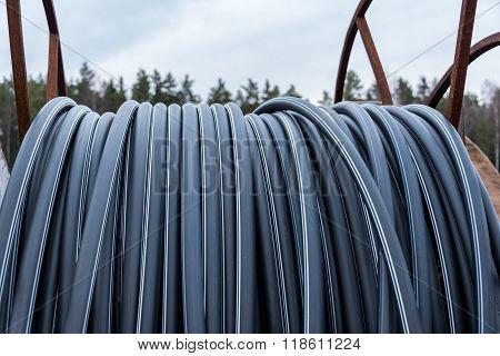 Fiberoptic hose
