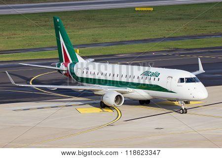 Alitalia  Embraer