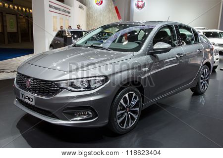 New Fiat Tipo 2016