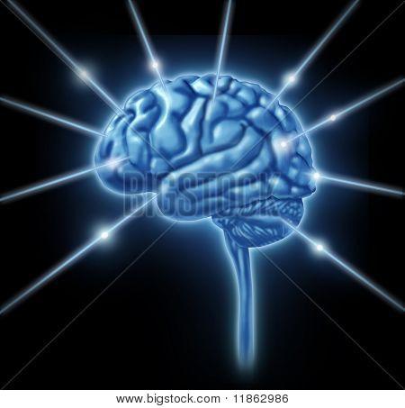 inteligencia de conexiones del cerebro