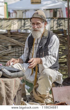 Old Romanian Artisan