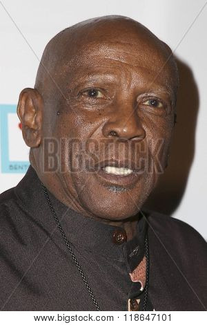LOS ANGELES - FEB 10:  Lou Gossett Jr at the African American Film Critics Association 7th Annual Awards at the Taglyan Complex on February 10, 2016 in Los Angeles, CA