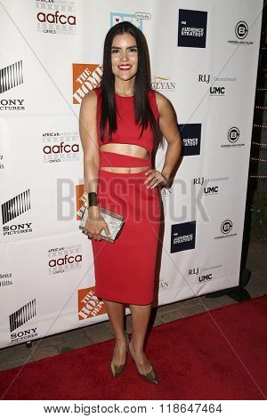 LOS ANGELES - FEB 10:  Betsy Landin at the African American Film Critics Association 7th Annual Awards at the Taglyan Complex on February 10, 2016 in Los Angeles, CA