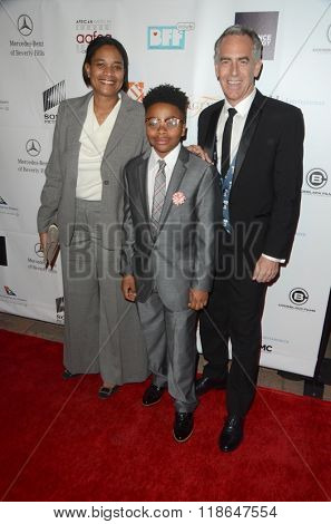 LOS ANGELES - FEB 10:  Mar Mar at the African American Film Critics Association 7th Annual Awards at the Taglyan Complex on February 10, 2016 in Los Angeles, CA