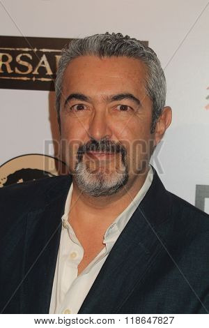 LOS ANGELES - FEB 16:  Jon Cassar at the Forsaken Los Angeles Special Screening at the Autry Museum of the American West on February 16, 2016 in Los Angeles, CA